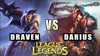Baixar - League Of Legends 1v1 Mid Song Draven Vs Darius Grátis