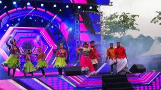 Lala kadai Shanti song performance by reehana arts at bukit jalil