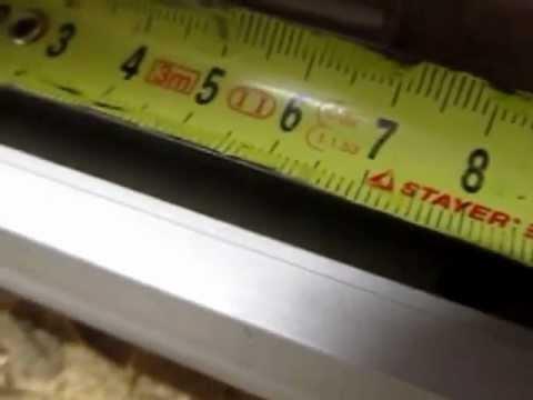 видео: как изготовить двери купе