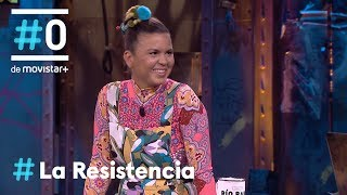 LA RESISTENCIA - Entrevista a Li Saumet – Bomba Estéreo   #LaResistencia 03.07.2019