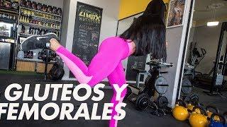 Reafirma Tonifica Aumenta gluteo y femoral con Ana Mojica Fitness