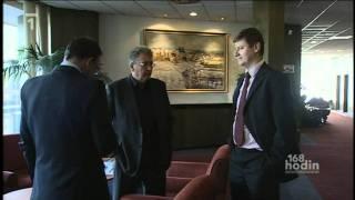 František Straka ve Slavii - reportáž pořadu 168 hodin z 9.10.2011