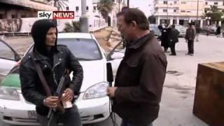 Libya On The Streets Of Benghazi