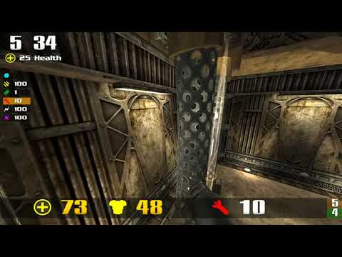 Quake 3 CPMA: APC2018 Group F: Sol vs ATP pukka3tourney2