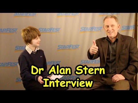 Denver Starfest 2015 Dr Alan Stern Interview | ActOutGames