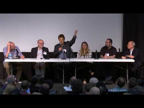 AI Ethics Panel: Russell, Yudkowsky, Tegmark, Wallach, & Petersen