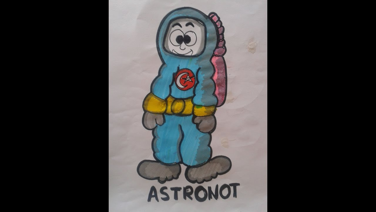 Astronot Cizelim Youtube