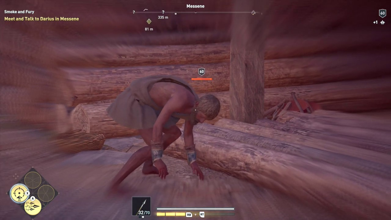 Assassins Creed Odyssey Legacy Of The First Blade Surgical Sniper