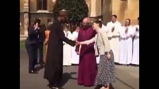 PRESIDENT BUHARI GOES TO CHURCH IN LONDON (Nigerian Lifestyle & Entertainment)