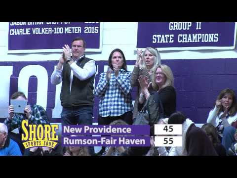 Rumson Fair Haven 55 New Providence 45 CJ Group 2 Semifinals