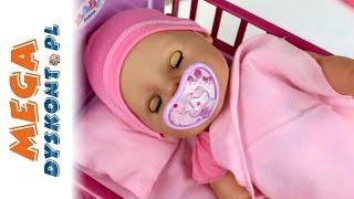 Baby Born - Zawieź Lalkę do Szpitala i Lecz w Łóżeczku Doktora! - Zapf Creation