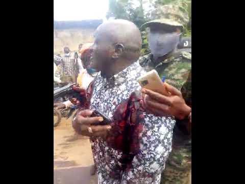 How Bodaboda Riders Rescued General Katumba Following Asssination Attempt In Uganda