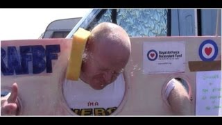 RGVX gets put in the stocks for charity!! ;o)