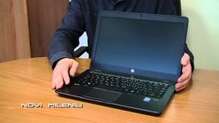 hp zbook 14 workstation ultrabook