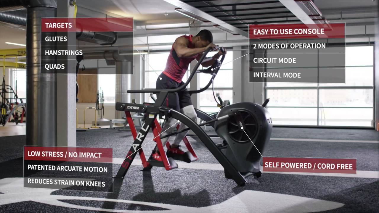 Introducing Sparc From Cybex Filmed At Under Armour S Fx