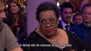 Jocelyn Brown: Muziekwereld is een hel - RTL LATE NIGHT