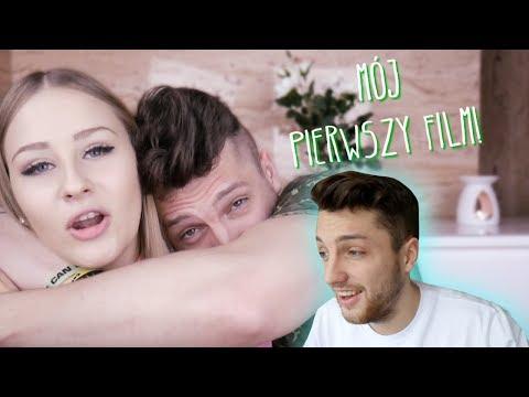 OGLĄDAM MÓJ PIERWSZY FILM NA YOUTUBE ! |LUKA
