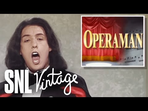 Download Youtube: Weekend Update: Opera Man on Vice President Gore and Harry Connick Jr. - SNL