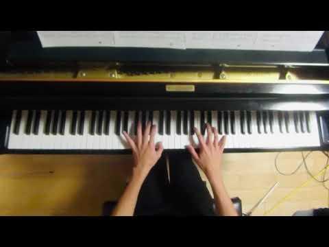 しあわせを運べるように 同声2部合唱版 ピアノ伴奏 歌 ぷりんと