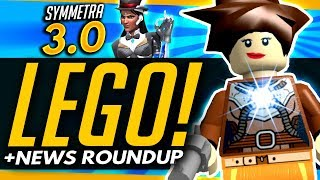Overwatch | LEGO OVERWATCH IS COMING! + News Roundup