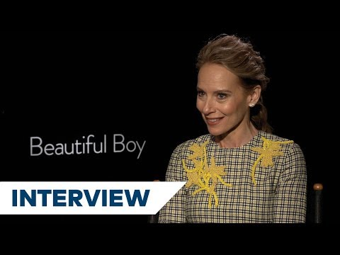 Amy Ryan On Getting Personal With Beautiful Boy's Storyline  TIFF 2018