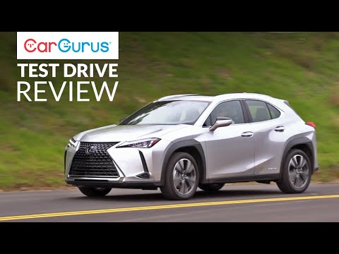2019 Lexus UX Hybrid - Overview - CarGurus
