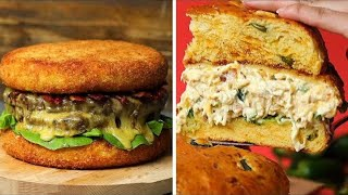 Giant Recipes For Anyone Who Loves Burgers