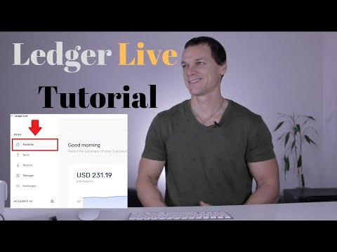 Ledger Live Tutorial