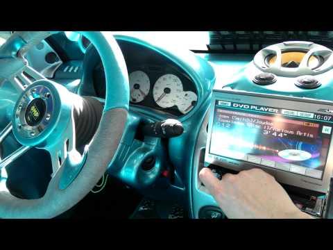 Htc One Vs impianto Car Audio da 3000 Watt rms.(Test registrazione audio)