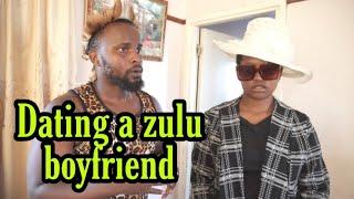 Dating a zulu boyfriend (part 2)🤣🤣 - LEON GUMEDE