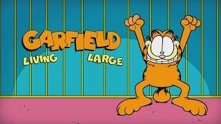 Garfield -- Living Large! - Universal - HD Gameplay Trailer