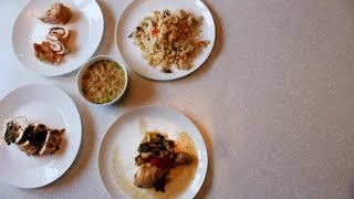 Как Приготовить Курицу = 5 Блюд!