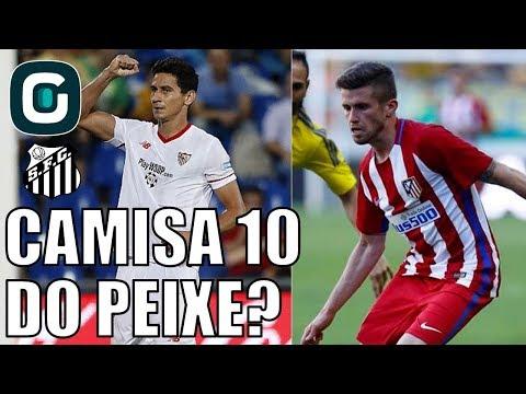 Santos Em Busca Do 10 | Caio Henrique Ou Ganso?- Gazeta Esportiva (02/04/18)
