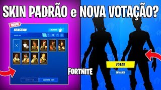 FORTNITE-CHOOSE STANDARD SKIN and NEW SKINS POLL TODAY?