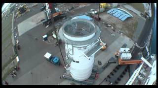 Liebherr MTC 78000 Heavy Lift Offshore Crane