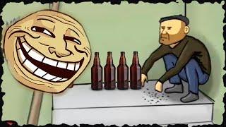 Troll Face Quest 3D In Russia All Levels Walkthrough