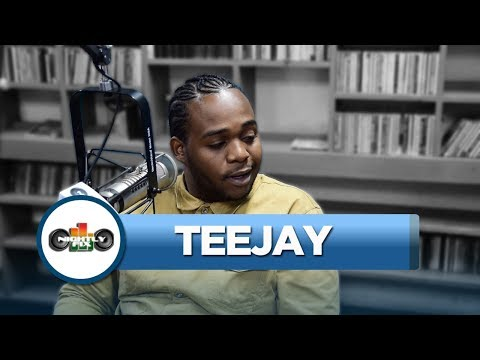 Teejay defends doing violent music during Mobay unrest + talks how mobay artistes can get recognized