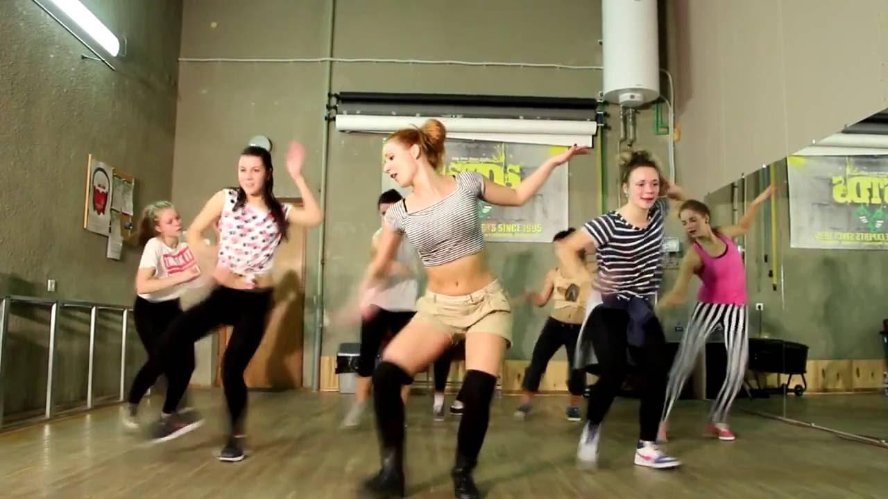 DANCEHALL Choreography By Malina Alberry