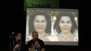 Мария КарМа. Индия. Опыт международной работы. Facial Asymmetry Therapy, блок 33 (03.05.2013)