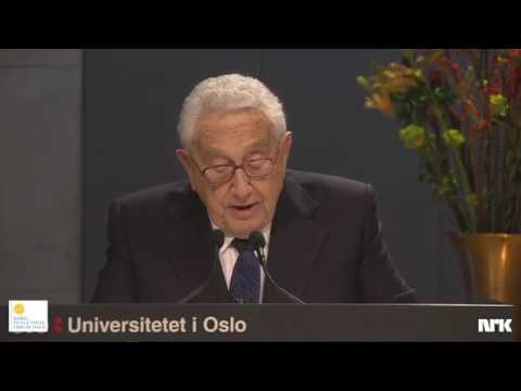 Henry Kissinger: 4 visions of world order