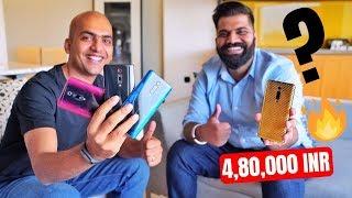 The New Redmi K20 Series Ft. Manu Kumar Jain + Gold & Diamonds🔥🔥🔥