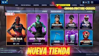 🔴 WAITING TO THE *NEW FORTNITE STORE*NEW SKINS!? CABASC