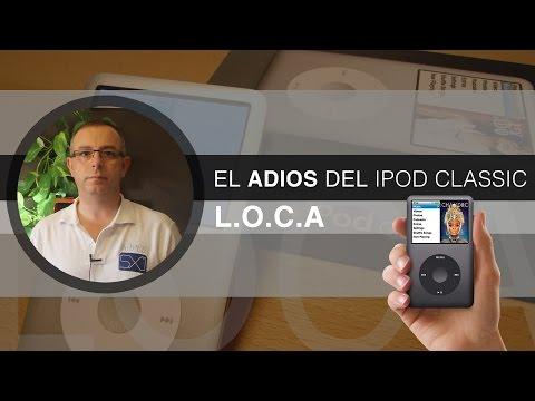 El adiós del iPod Classic