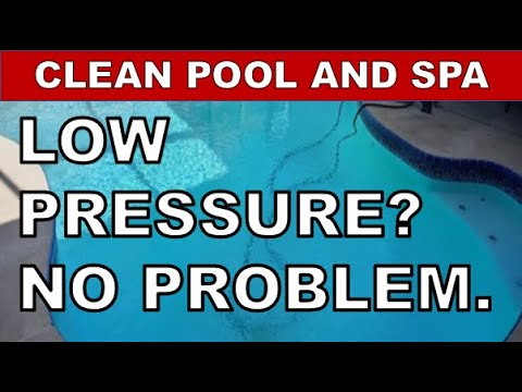 Low Filter Pressure For Pools | How To Correct Low Water Pressure & Suction