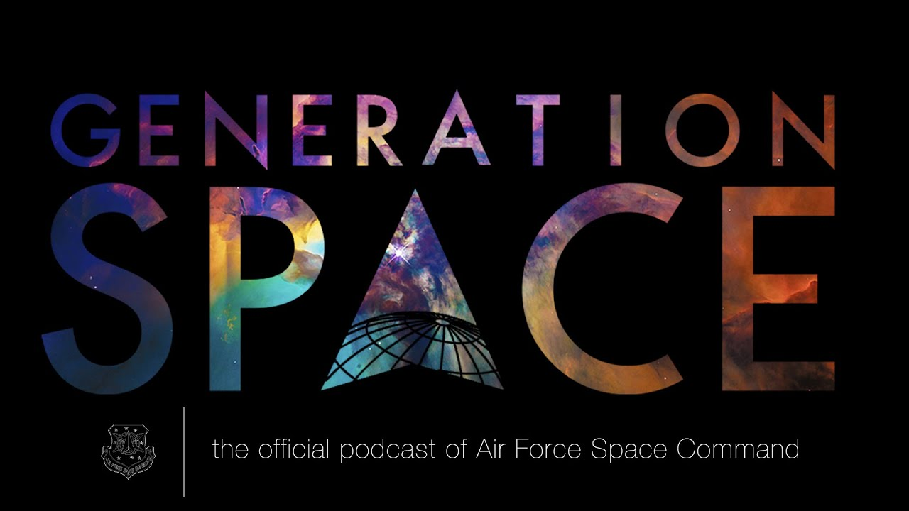 "The first episode of the official podcast of Air Force Space Command! Space operators from two generations, 1st Lt. Clare Sakovich of the 1st Space Operations Squadron, 50th Space Wing, Schriever AFB, and Col. Mike ""Coach"" Manor, Director of the Commander's Action Group, HQ AFSPC, Peterson AFB, join Master Sgt. David Salanitri for a lively discussion of what it's like to be one of the Airmen who protect the space domain and the satellites that make our way of life possible.  