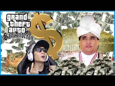 DIMAS KANJENG PENGGANDA UANG. – Grand Theft Auto Extreme Indonesia (DYOM#122)
