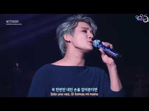 [Sub Español+Hangul] Xia Junsu - So beautiful 'Tan Hermosa' LIVE Ballad Musical Concert