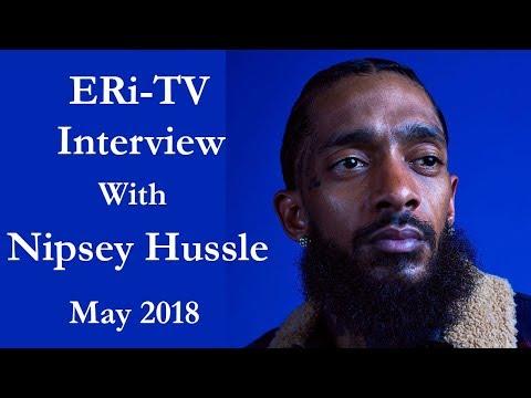 ERi-TV: Interview with Nipsey Hussle  Eritrean-American Recording Artist & Entrepreneur