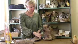 Needle Felting Surface:  How To Fill The New And Improved Stabbit Wabbit