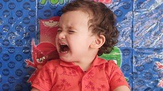 Kids play funny vidéos,hamza and anas